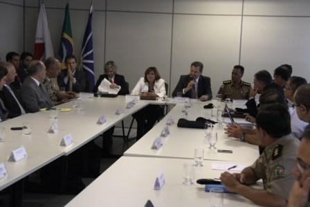Minas, São Paulo e Goiás definem ações de enfrentamento à violência nas divisas