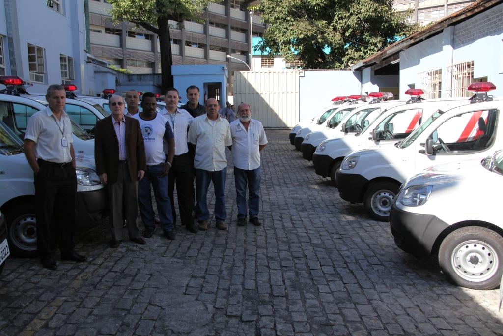 Hospitais de Bambuí e Patos de Minas recebem ambulâncias