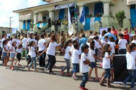 Escola da rede estadual de ensino completa 100 anos em São Gotardo