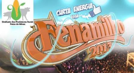 Começa venda do 1º lote de ingressos do Paiolão, da Fenamilho 2013