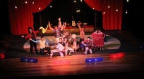 PM e parceiros realizam semana teatral de prevenção as drogas em Araxá
