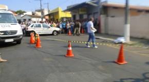 Homem de 35 anos é assassinado perto do Terminal Rodoviário