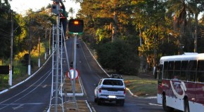 DER instala novas câmeras no radar que funciona na estrada do Barreiro
