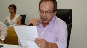 Miguel Júnior anuncia concurso 2014 entre medidas propostas para efetivação de TAC com o MP