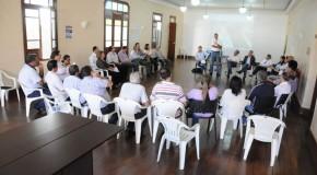 Prefeitos da região discutem consórcio de saúde em Araxá