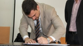 Prefeito de Sacramento empossa novos secretários municipais