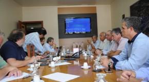 Grupo Gdae se reúne com Gustavo Penna para falar sobre projetos em Araxá