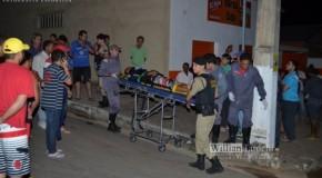 Jovem é alvejado com tiros no bairro Aeroporto, em Araxá
