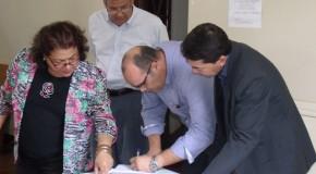 Entidades de Araxá assinam convênio de repasse de verbas com a prefeitura