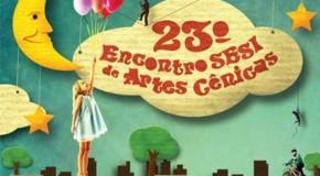 23º Encontro Sesi de Artes Cênicas começa nesse sábado