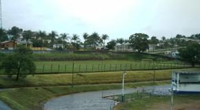 Prefeitura de Pratinha viabiliza iluminação para o Estádio Municipal Pedro Borges Laert
