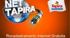 Internet gratuita de Tapira passa por melhorias