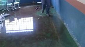 Secretário de Desenvolvimento Urbano visita locais danificados pela chuva em Araxá