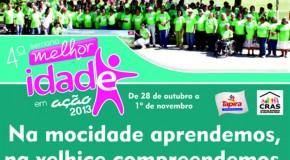 Prefeitura de Tapira realiza a Semana da Melhor Idade 2013