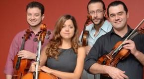Quarteto Belmonte inicia apresentações pelo Triângulo e Alto Paranaíba
