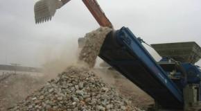 Patos de Minas ganha Usina de Reciclagem de Resíduos da Construção Civil