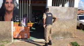 Preso acusado de matar a amásia a cadeiradas no Urciano Lemos