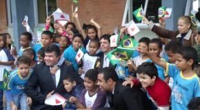 Presidente da ALMG e Prefeito de BH visitam Araxá para encontro estadual