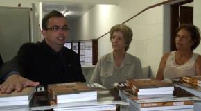 Projeto Verdugo repassa livros para entidades assistenciais de Araxá