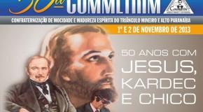 Mocidade Espírita do Triângulo Mineiro realiza evento em Araxá