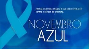 Secretaria de Saúde de Araxá também foca trabalhos na saúde masculina durante o Novembro Azul