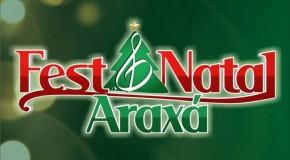 FestNatal Araxá 2013 começa dia seis de dezembro