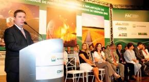 Gasoduto de Betim até Uberaba vai passar por Araxá, cidade potencial para uso de gás natural