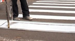 Prefeitura de Campos Altos melhora sinalização do trânsito com faixas