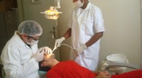 Detentos do presídio de Araxá recebem tratamento médico e odontológico