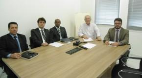 Fecomerciários MG e Sindicomércio Araxá iniciam negociações para assinatura da Convenção Coletiva de Trabalho