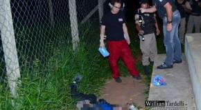 PM procura acusado de matar adolescente a tiros no Campo do Canil, em Araxá