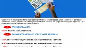 Prefeitura de Ibiá lança programa para recuperação do crédito fiscal