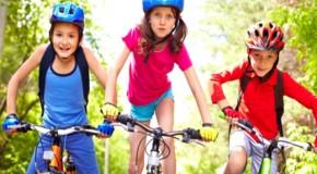 Acidentes com bicicletas são principais causas de fraturas de face em crianças