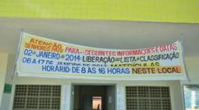 Creche do Bairro Nossa Senhora de Fátima, em Patos, entrará em funcionamento em 2014
