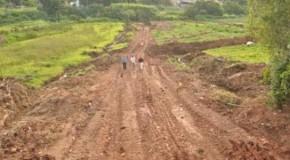 Obras de canalização de águas pluviais, em Patos de Minas, estão em ritmo acelerado