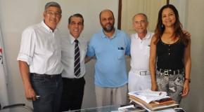 Prefeitura de Araxá e Santa Casa podem fazer parceria com Unipac/Araguari