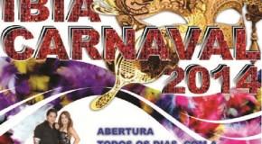 Divulgada a programação do Carnaval de Ibiá 2014