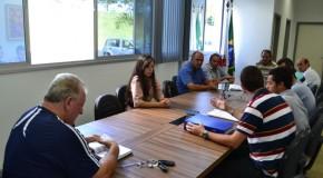 Associação dos Estudantes de Araxá se reúne com vereadores e pede apoio