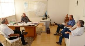 Vereador José Maria Lemos Junior se reúne com o DER e Codemig