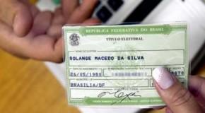 Eleitor tem até sete de maio para regularizar situação eleitoral