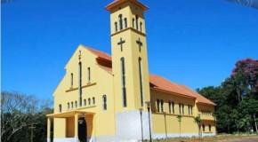 Igreja de Nossa Senhora das Graças será inaugurada nessa sexta