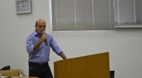 Fabiano Santos Cunha reivindica construção de novo cemitério em Araxá