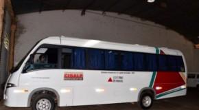 Prefeitura de Patos de Minas recebe veículo para serviços do TFD