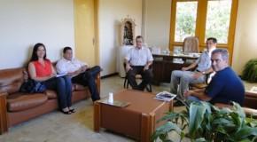 Em Ibiá, visitas ao prefeito geram resultados positivos