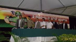 Aberta oficialmente a 40ª Exposição Agropecuária de Araxá