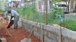 UniNordeste já está sendo construída, no Ana Antônia