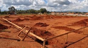 Começam obras do prédio que vai abrigar Campus da UFTM, em Araxá