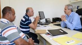 José Maria Lemos Junior busca apoio da CBMM para o Futebol Amador