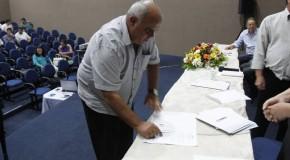 Prefeituras do Alto Paranaíba assinam acordo com a CBH Araguari