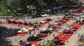 Grande Hotel de Araxá recebe maior evento de carros antigos da América Latina
